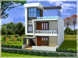 modern small house plans for narrow lots best house design small