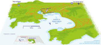 zihuatanejo map zihuatanejo map