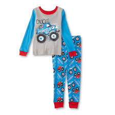 wonderkids infant u0026 toddler boys u0027 graphic pajama shirt u0026 pants