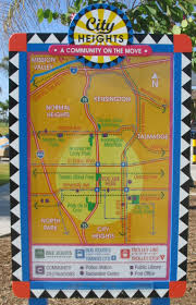 Map Of Balboa Park San Diego by Red Routes In San Diego County