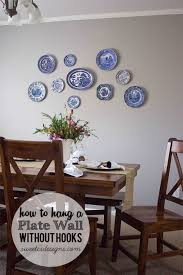 Decorative Hanging Plates Modest Decoration Hanging Plates On Wall Nice Idea How To Hang