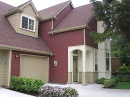 exterior paint colors with brown roof plan u2014 jessica color