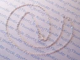 silver rock necklace images Necklace blanks thunder rock sports jewelry llc jpg