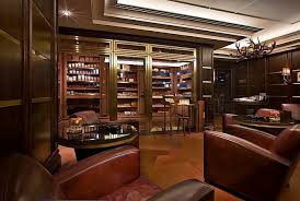 Cigar Lounge Chairs Custom Cigar Room In Your Man Cave Luxury Homes And Houses