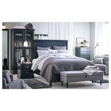 undredal bed frame queen lönset slatted bed base ikea
