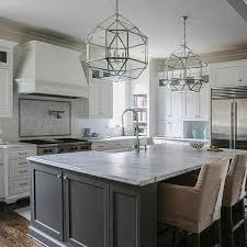 grey kitchen island white kitchen with grey island transitional kitchen
