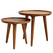 Brilliant Teak Side Table With Small Teak Coffee Table Rascalartsnyc