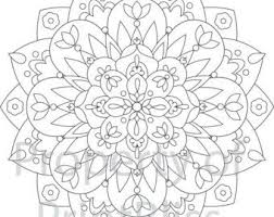 25 mandala printable ideas mandala