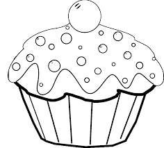 cake coloring pages astonishing brmcdigitaldownloads com