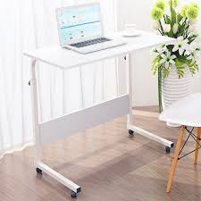 simple laptop desk can lift small moving bed bedside table study