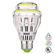 150 watt dimmable led light bulbs sansi a19 17w 150watt equivalent led light bulbs dimmable 2450lm