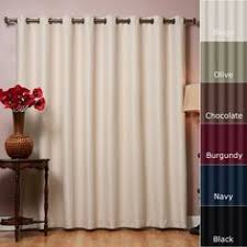 100 Inch Blackout Curtains Aurora Home Extra Wide Thermal 96 Inch Blackout Curtain Panel
