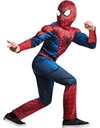 Spiderman Costume Halloween Amazon Spiderman Classic Size Child 4 6 Discontinued