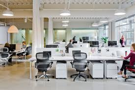 open floor plan office space open office design of 28 boora architects fine design group photo