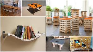 10 useful and creative diy interior furniture ideas for your home