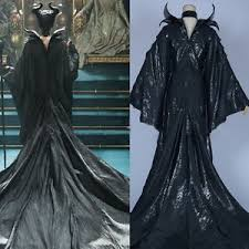 Halloween Costumes Evil Queen Fashion Maleficent Black Clothes Evil Queen Halloween Costume