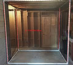Golf Net For Backyard by Diy Indoor Golf Net Shooting 90