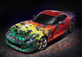 dodge viper snake dodge srt viper customization program digital trends