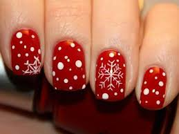 30 christmas nail designs cathy