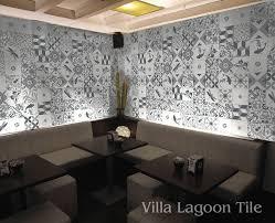 cement tile patchwork floors villa lagoon tile