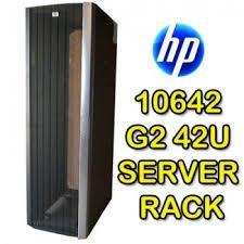 armadi rack usati server rack cabinet armadio hp 10642 g2 42u enclosure 383573