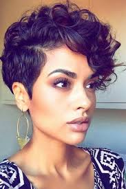 pixie cut styles for thick hair curly pixie cuts we re loving right now southern living