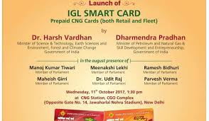 prepaid gas cards indraprastha gas launches igl smart card prepaid cng cards for
