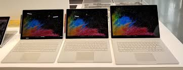 microsoft s surface book 2 ships on november 16 13 5 inch for