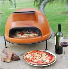 table top pizza oven outdoor pizza oven stone wood fired clay brick terracotta table
