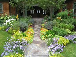 Backyard Walking Paths How To Give Your Driveway And Front Walk More Curb Appeal