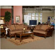 Claremore Antique Living Room Set Furniture Claremore Antique Living Room Sofa