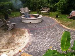 Estimate Paver Patio Cost by Cost Of Brick Patio Crafts Home