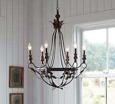 Pottery Barn Celeste Chandelier Lighting Sale Pottery Barn
