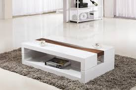 coffee table 10 new ideas collection white and glass coffee