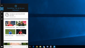 cortana take me to my facebook page how to use cortana in windows 10 and make it search google expert