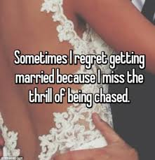wedding wishes regrets confess reasons they regret getting married in honest posts