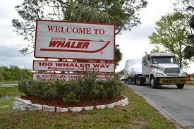boston whaler eyes 350 job expansion in edgewater news daytona