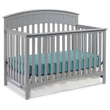 Graco Convertible Crib Graco Charleston 4 In 1 Convertible Crib Pebble Gray Target