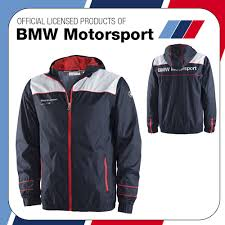 bmw motorsport clothing bmw motorsport m sport m3 m5 mens windbreaker lightweight