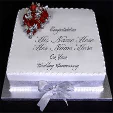 wedding wishes name create anniversary cake pics with name wishes greeting card