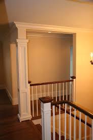 decorative interior columns