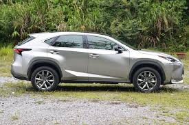 lexus nx 200t test drive review autoworld com my