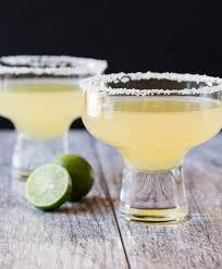 margarita cocktail key lime margaritas garnish with lemon