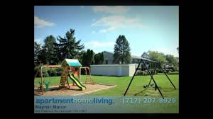 1 Bedroom Apartments In Lancaster Pa Mayfair Manor Apartments Lancaster Apartments For Rent Youtube