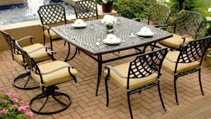 Wrought Iron Patio Furniture Set by Furniture Patio Furniture Sets Clearance Wondrous Outdoor