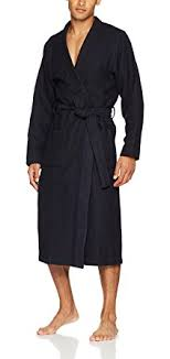 robe de chambre homme waffle kimono robe de chambre homme amazon fr vêtements et
