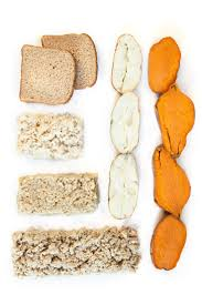 measuring your macros what 50 grams of carbs looks like