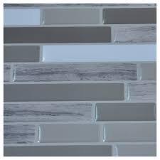 Stick On Backsplash For Kitchen by Picture 7 Of 21 Peel Stick Tiles 6pack Diy Peelnstick Self