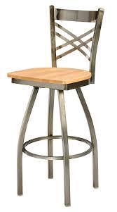 metal restaurant counter stools