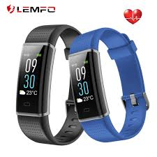 bracelet with heart monitor images Lemfo smart wristbands muti sports fitness bracelet heart rate jpg
